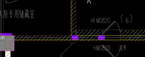 土建,计价软件GCCP5,设计,重庆,重庆土建,设计,计价软件GCCP5,问题:请教图上属于什么墙(地下室平面图)?(填充部位,红色线内)