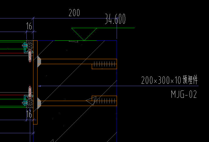 土建,广东,答疑:200*300*10预埋件如何计算工程量-广东土建,